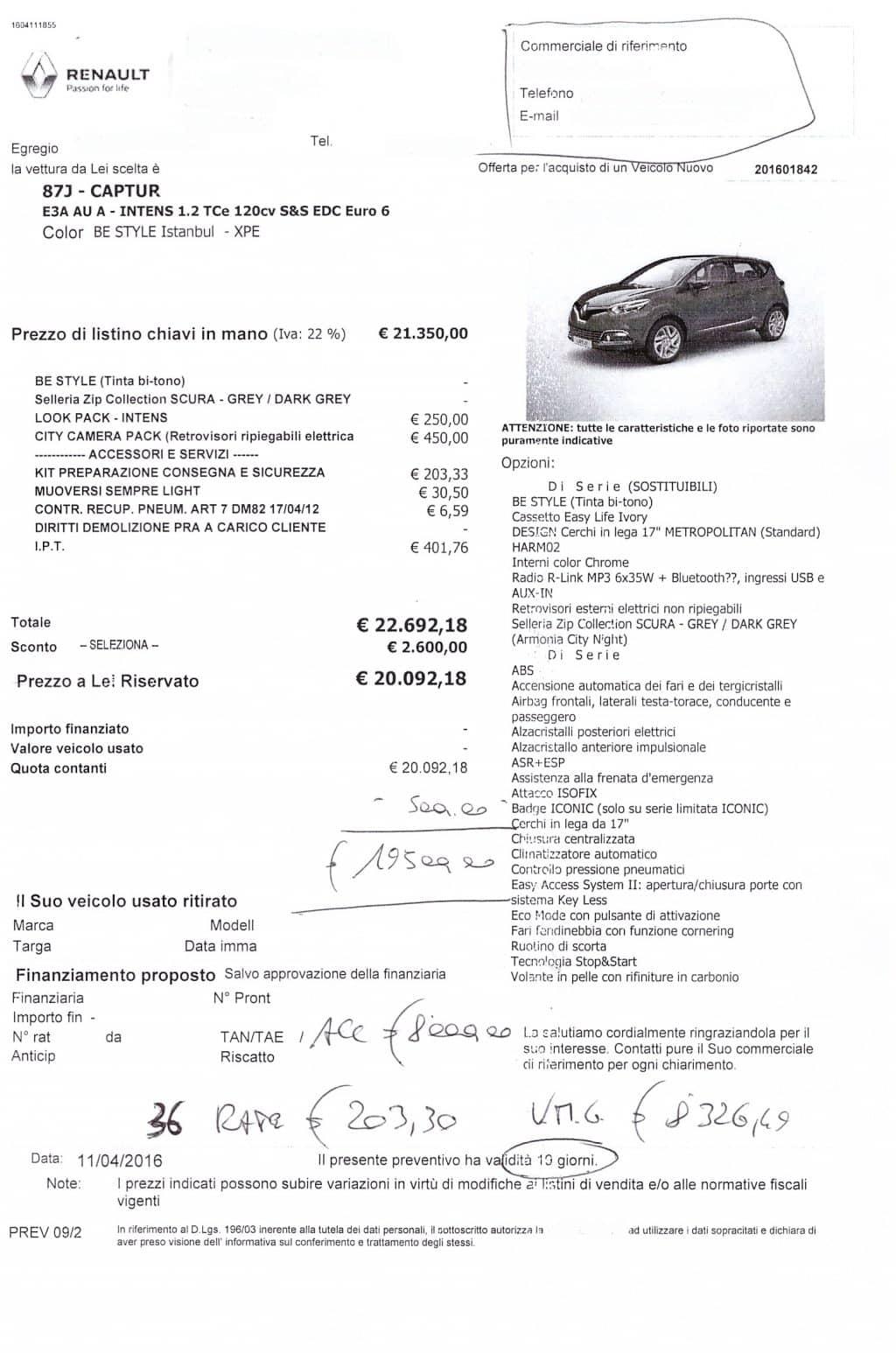 Il segreto che le concessionarie d 39 auto non vogliono farti for Offerte di lavoro a forli da privati